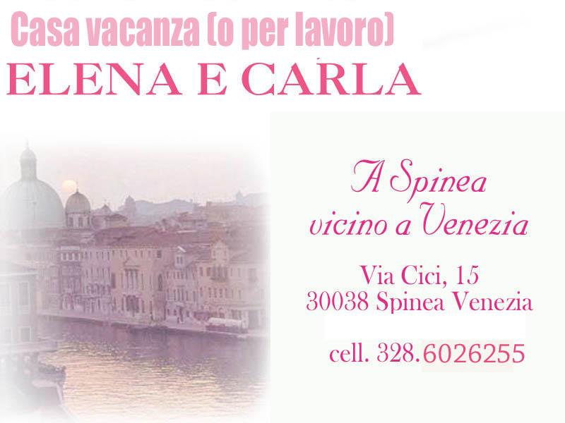Casa Vacanza Elena e Carla Spinea Venezia